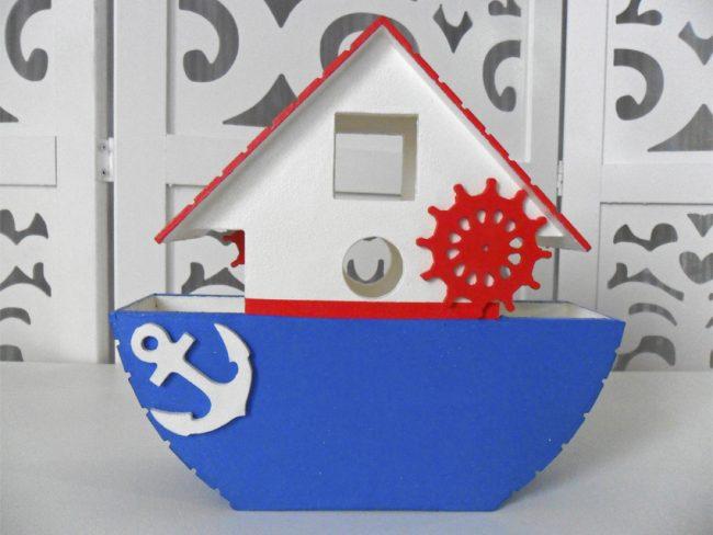 Barco Arca de Mesa