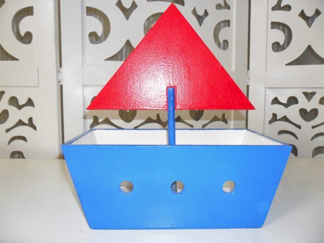 Barco Marinheiro de Mesa