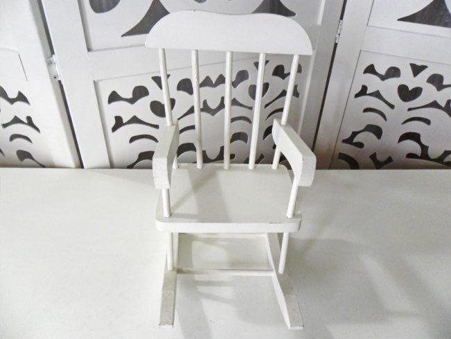 Cadeira Balanço Mickey