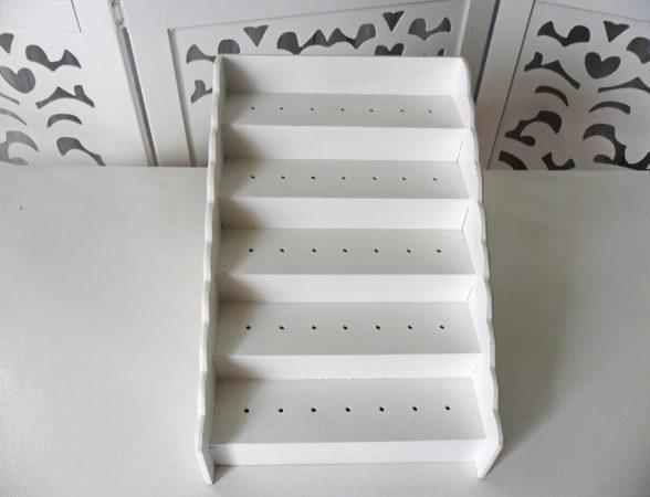 Locação de Piruliteiro Arquibancada Escada Branco