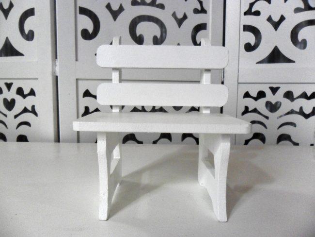 Cadeira Simples de Mesa