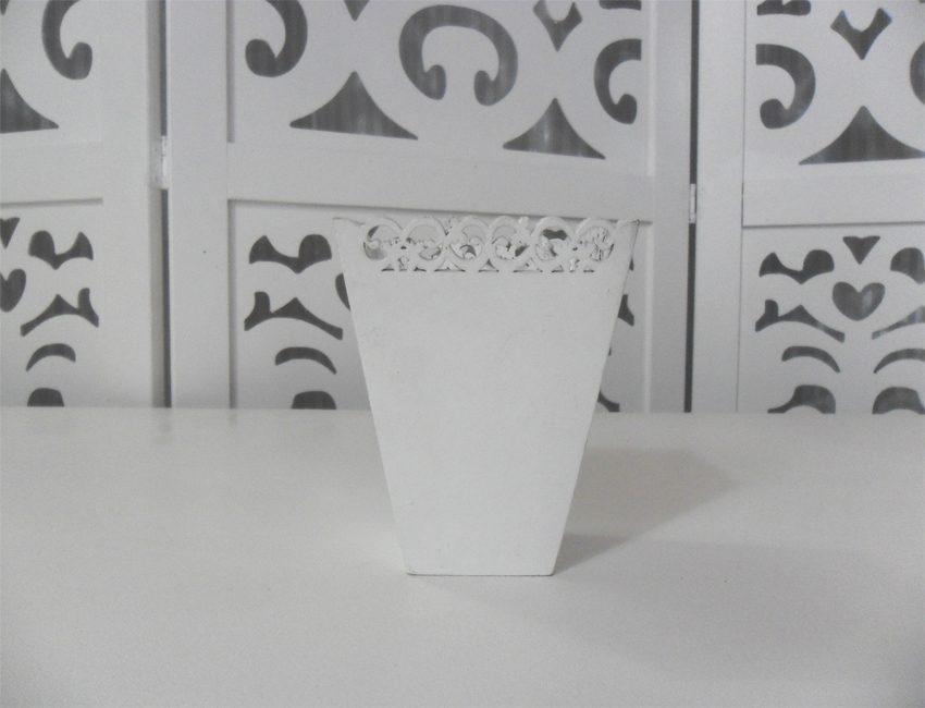 Locação de Mini Vaso Cachepô Floral de Mesa