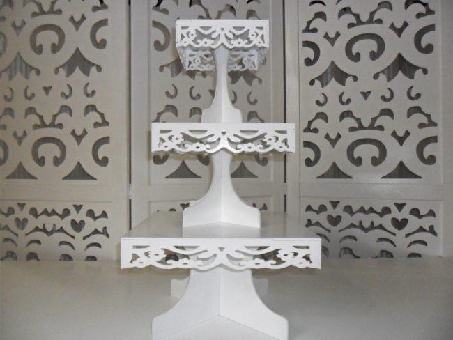 Torre Floral de Doces Br