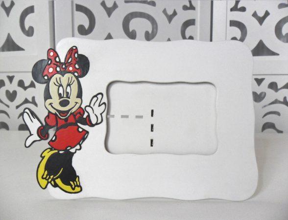 Locação Porta Retrato Minnie Mouse de Mesa