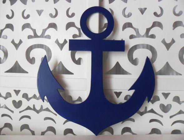 Locação de Âncora Azul Para Painel