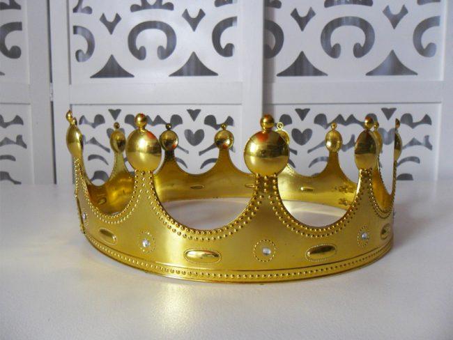 Coroa Desmontável
