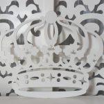 Locação de Coroa Branca Para Painel