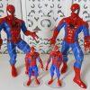 Locação de Kit Personagens Homem Aranha Para Festa Infantil