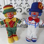Locação de Kit Personagens Patati Patatá Para Festa Infantil