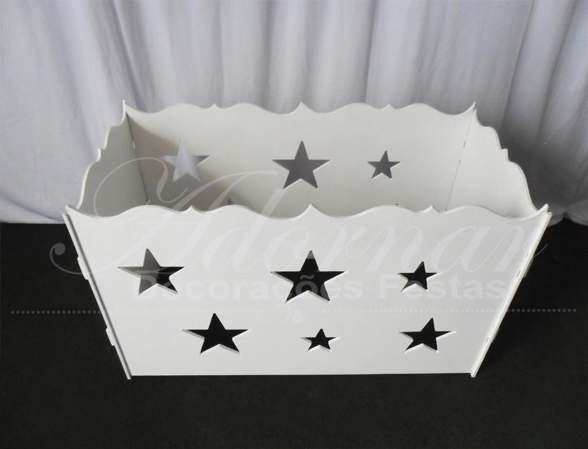 Locação de Caixa de Presentes Estrela em Provençal