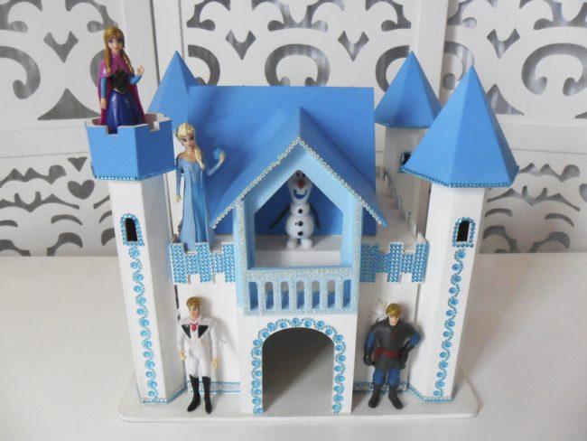 Castelo da Frozen