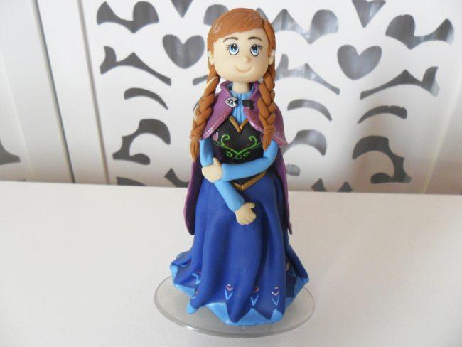 Topo Bolo Anna Frozen