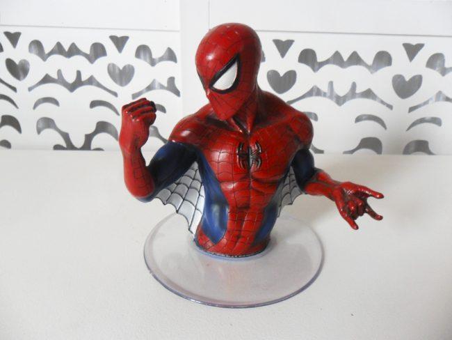 Topo Bolo Homem Aranha