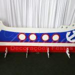 Locação de Display Totem de Chão Barco do Marinheiro