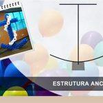 Aluguel Estrutura Âncora Para Balões Para Festas e Eventos