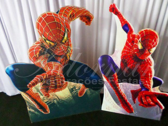 Display Chão Homem Aranha