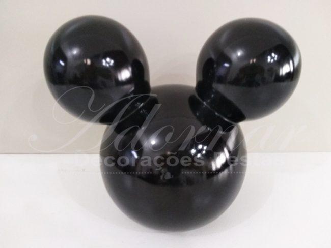 Cabeça Mickey Porcelana