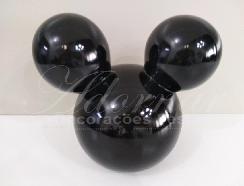 Locação Cabeça do Mickey em Porcelana Para Festas e Eventos