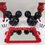Locação Kit Louça do Mickey Para Festas e Eventos