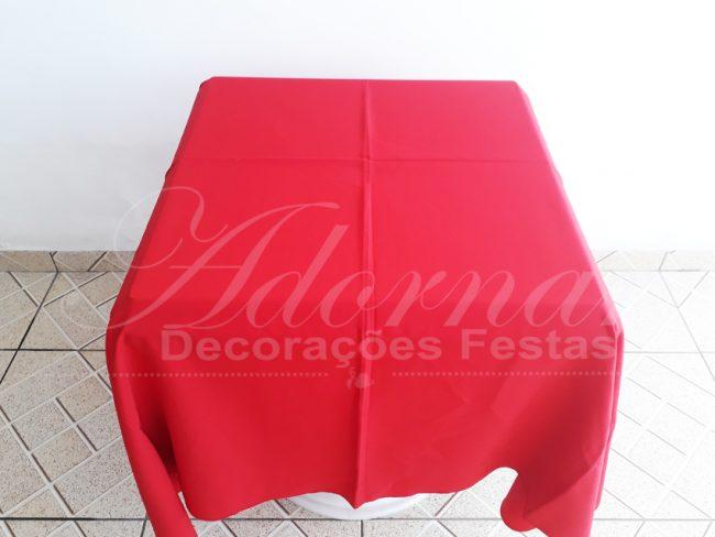 Toalha Vermelha Quad