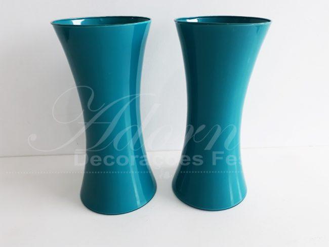 Par Vaso Azul Gde