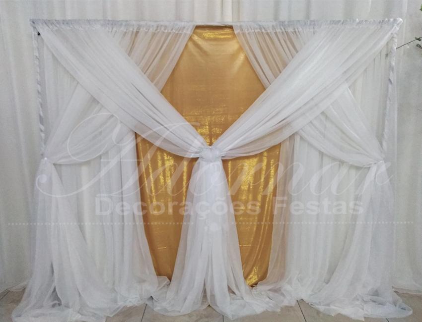 aluguel de painel de cortinas dourado para festas e eventos cortinario dourado casamento bodas