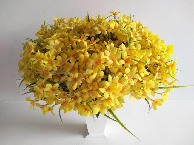 Arranjo Flores Amarelo